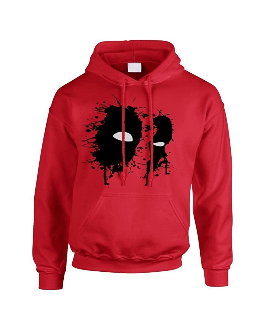 Deadpool Eyes Of An Antihero Kids Hoodie Pullover Jumper Top