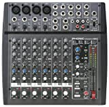 Phonic Powerpod 820 200W 8-Channel Powered Mixer with DFX