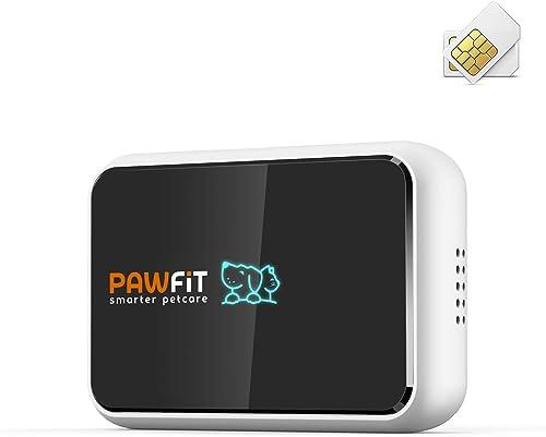 Pawfit-Hunde-GPS-Tracker-mit-Eingebauter-SIM-Karte