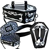 COSTYLE Coffin Bag Gothic Macabre Dead Death Goth Punk Backpack Shoulder Bag