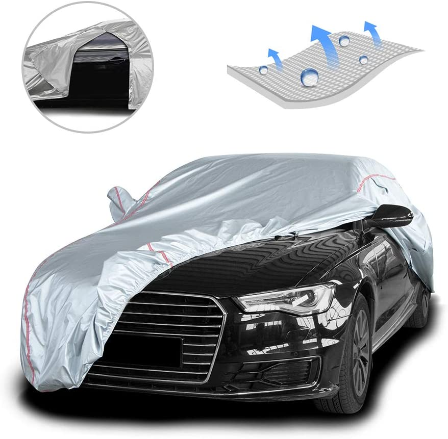AUDI A4 CONVERTIBLE High Quality Breathable Full Car Cover Water Resistant