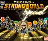 Piece collection Strong World Special [Jusco Limited Edition] (Candy) ONE PIECE FILM STRONG WORLD