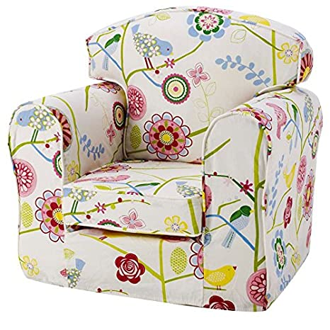 Sillón infantil para niños sofá y silla con letra de la ...