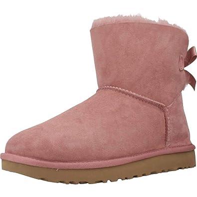 fdec5c3c6b2 UGG - Boots Mini Bailey Bow II - Pink Dawn