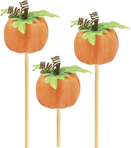 CraftMore Gourd and Acorn Pick 11 Set of 6