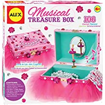 ALEX Toys Craft Musical Treasure Box