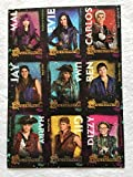 #9: DISNEY'S DESCENDANTS 2 - Original Mini Promo Poster/Uncut Card Sheet SDCC 2017