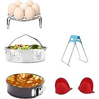 JOYORUN Accessories Set for Pressure Cooker with Steamer Basket