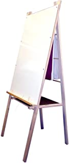 "product image for Beka 02001 24"" x 36"" Single-sided Teachers Easel"