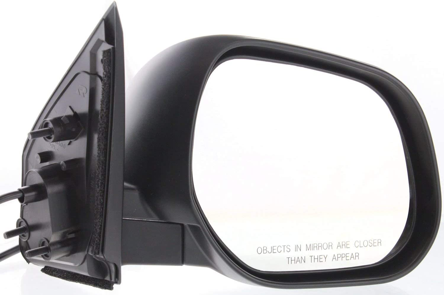 Power Mirror For 2006-2007 Mazda 6 Right Paintable Manual Folding Passenger Side