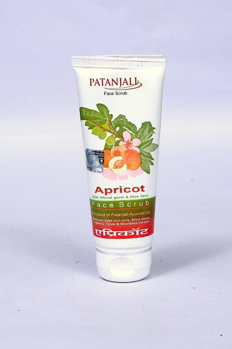 Patanjali Aloe vera Apricot Scrub