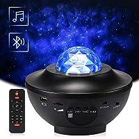Proyector Giratorio de Luz Estelar, Delicacy LED Cambiar