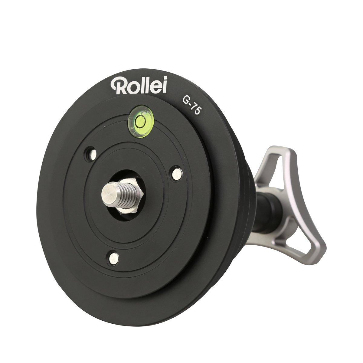 Rollei Columna Central para Rock Columna Central Rollei para Rollei Rock Solid Alpha Mark IISolid Alpha