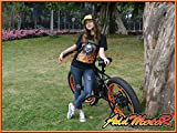 Addmotor MOTAN M-550 Fat Tire Electric Bicycles For Beach Snow Bike 48V 500W Motor 10.4AH Lithium ION Cell Battery Mountain E-Bike