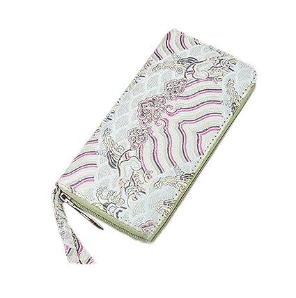 Elegante señoras carteras Bolsos Mujer Bolsos regalo, patrones aleatorios