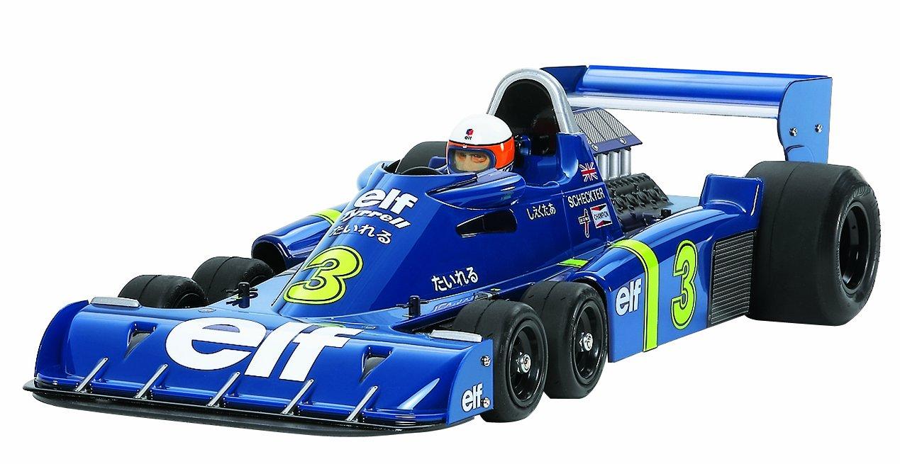 タミヤ RC限定シリーズ 1/10 RCC タイレルP34 1976年日本GP 84111 B002ZLOPXU