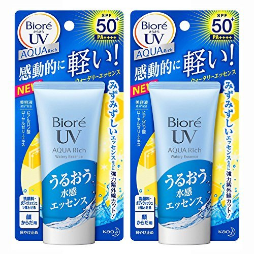biore-aqua-rich-waterly-essence-sunscreen-spf50-pa-50g-new-2015-2packs