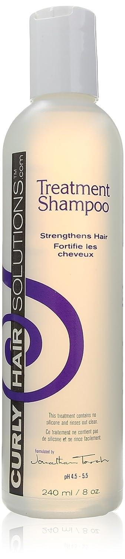Curly Hair Solutions Treatment Shampoo, 8 Ounce