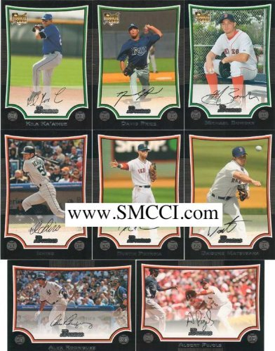 2009 Bowman Baseball Series Complete Mint Hand Collated 2...