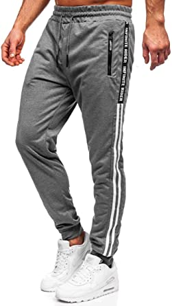 Oferta amazon: BOLF Hombre Pantalón Jogger Deportivo Jogging Entrenamiento Deporte Estilo Urbano Mix 6F6 Talla XL