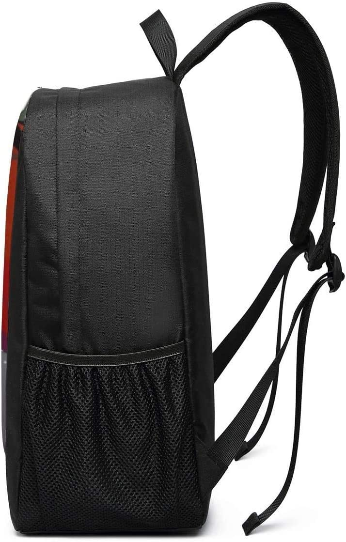 Naruto Hyūga Hinata Large Laptop Bag Travel Hiking Daypack for Men Women School Work Backpack 17 Inch