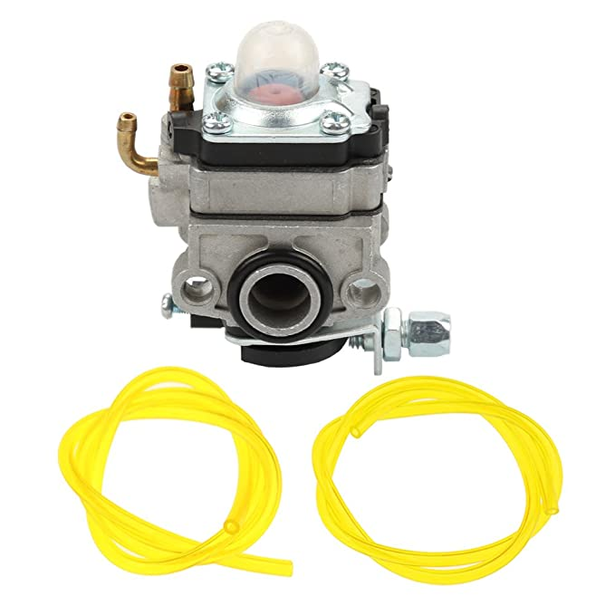 HIPA carburador con manguera de gasolina para Honda 4 ciclo ...