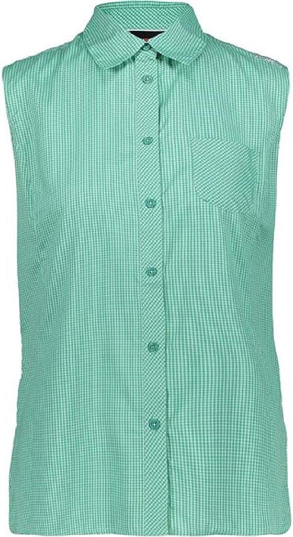 CMP Damen Funktions-Bluse ohne Arm 39T6446