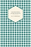 The Widowing of Mrs Holroyd, D. H. Lawrence, 1445508486