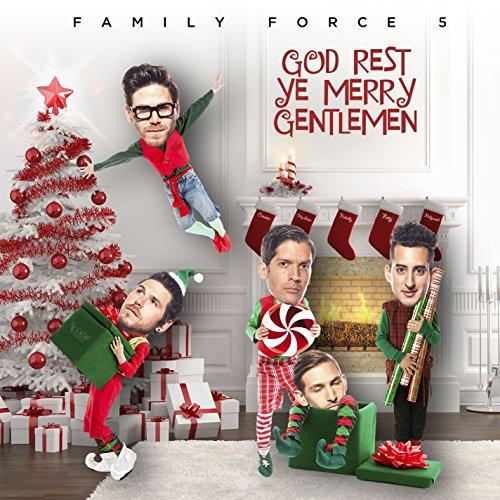 God Rest Ye Merry Gentlemen (Merry Rest Christmas God Ye)
