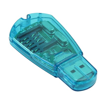 Pinzhi USB teléfono móvil SIM lector de tarjetas copia ...