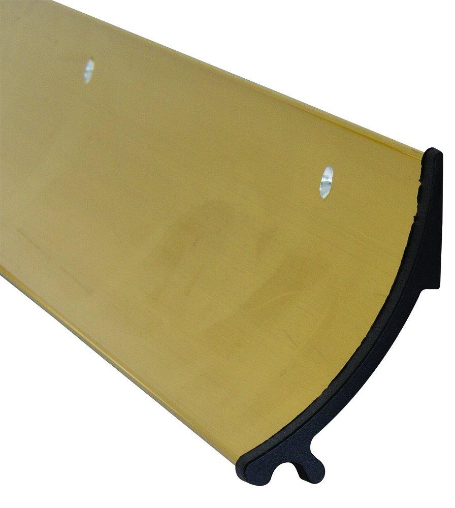STORMGUARD 07SR0140838G SRD 63mm RAIN Deflector Weather DRIP BAR 838MM Gold, Effect