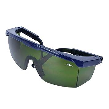 Gafas de Soldadura Mufly, protección para soldadores, antiarañazos, Resistentes a los Impactos, Soldadura y Seguridad: Amazon.es: Bricolaje y herramientas