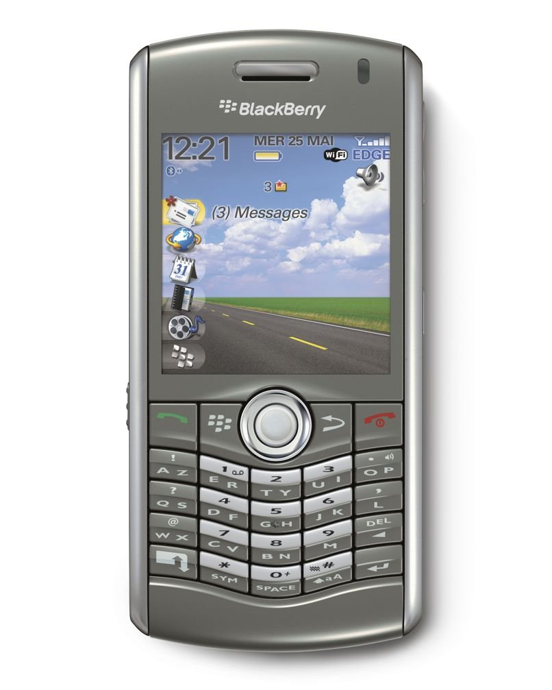 Blackberry pearl 8100 mobile phones images blackberry pearl 8100 - Amazon Com Blackberry Pearl 8100 Smartphone At T Unlocked Cell Phones Accessories