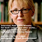 Interview: About Poet Susan Wheeler: Her Book 'Ledger' and Other Works | Peter Menkin