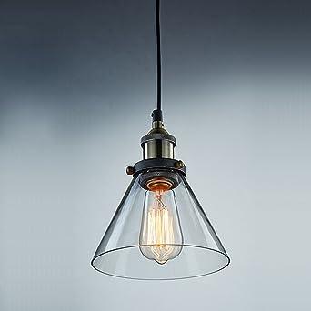luminaire interieur en verre