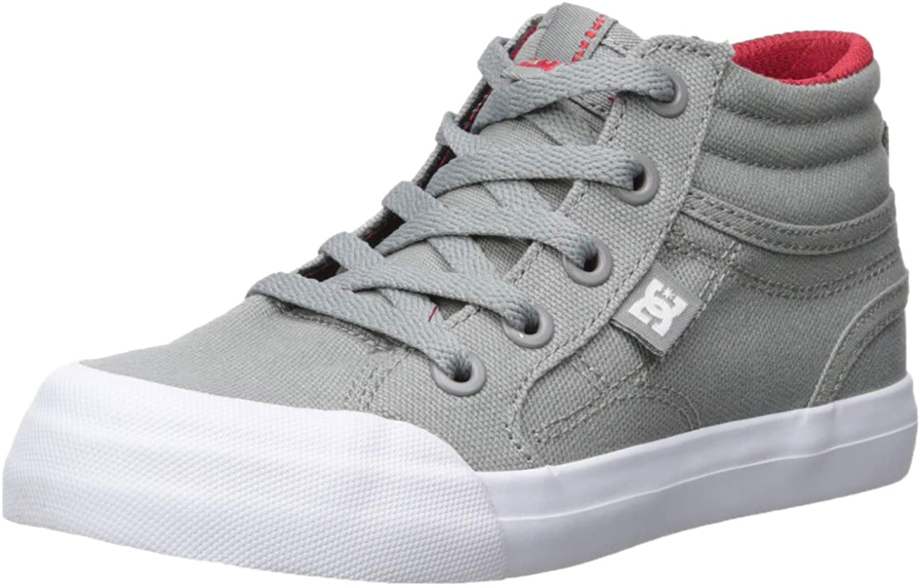 DC Evan Hi Tx Se Skate Shoe Little Big Kid