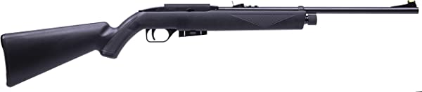 Semi-Automatic CO2-Powered .177-Caliber Pellet Air Rifle