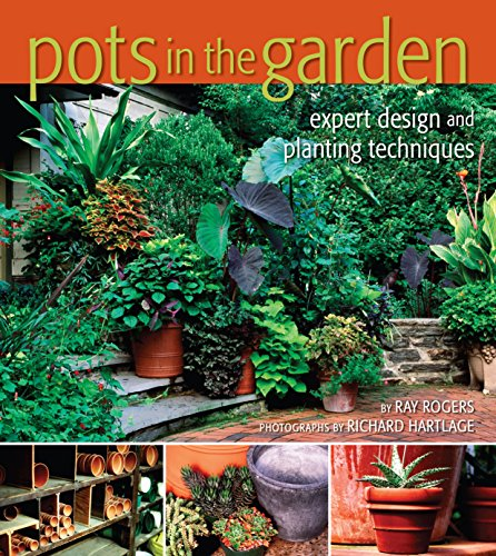 Pots in the Garden: Expert Design and Planting (For Ideas Pot Planting Patio)
