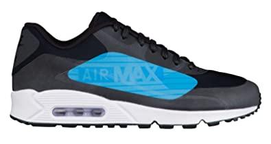 best website 1b1c7 25ba3 ... coupon nike air max 90 ns gpx black laser blue mens running sneakers  11.5 us 27086