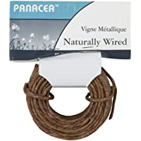 Darice Naturally Wrapped Vine Covered Craft Wire Rope with Rustic Feel for Wedding Crowns Woodland Crowns Head Wreaths…