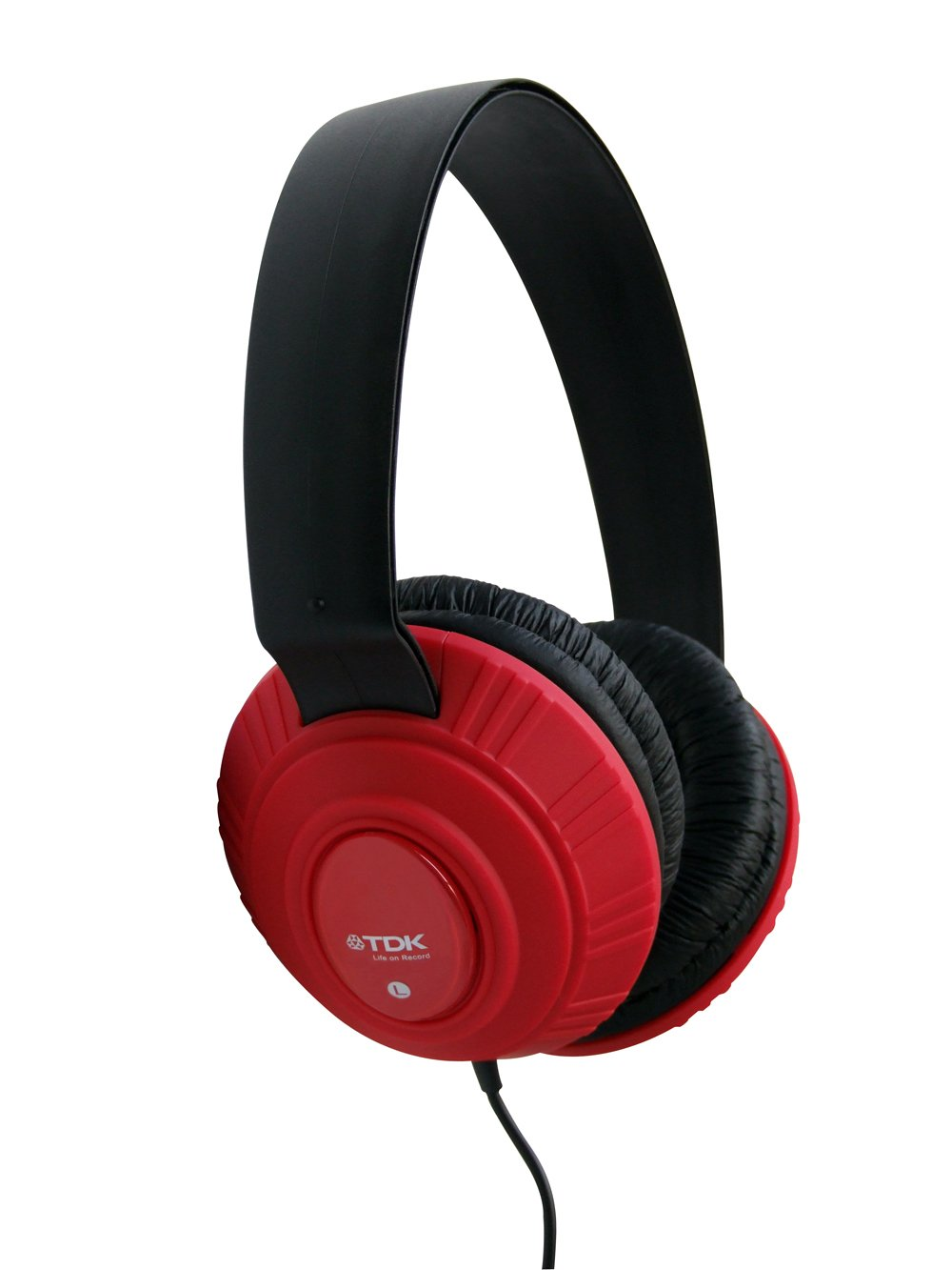 Auriculares TDK T61992 MP100 Stereo - Red by TDK