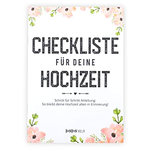 Checkliste Fur Deine Hochzeit Hochzeitsplanung Hochzeitsplaner