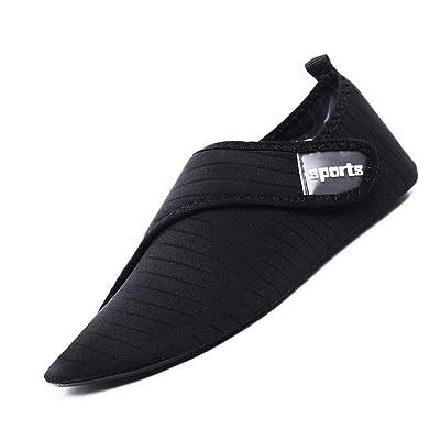 APTRO Women/Men's Water Shoes Quick Dry Non Slip Barefoot Aqua Socks for Beach Walking Snorkeling Kayaking Yoga Swimming Shoes | Water Shoes