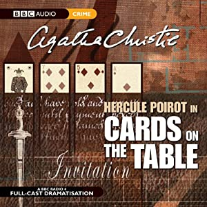 Cards on the Table (Dramatised) Radio/TV Program