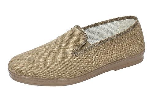 MADE IN SPAIN 302 ZAPATILLA DE LONA HOMBRE ZAPATILLAS: Amazon.es: Zapatos y complementos