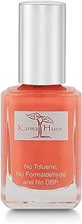 product image for Karma Organic Natural Non toxic Nail polish - Vegan and Cruelty Free Nail Paint for Nail Art - Fast Drying Nail Polish for Women - Long Lasting Nail Polish (Terra Cotta)