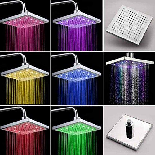 7 led shower head - 7