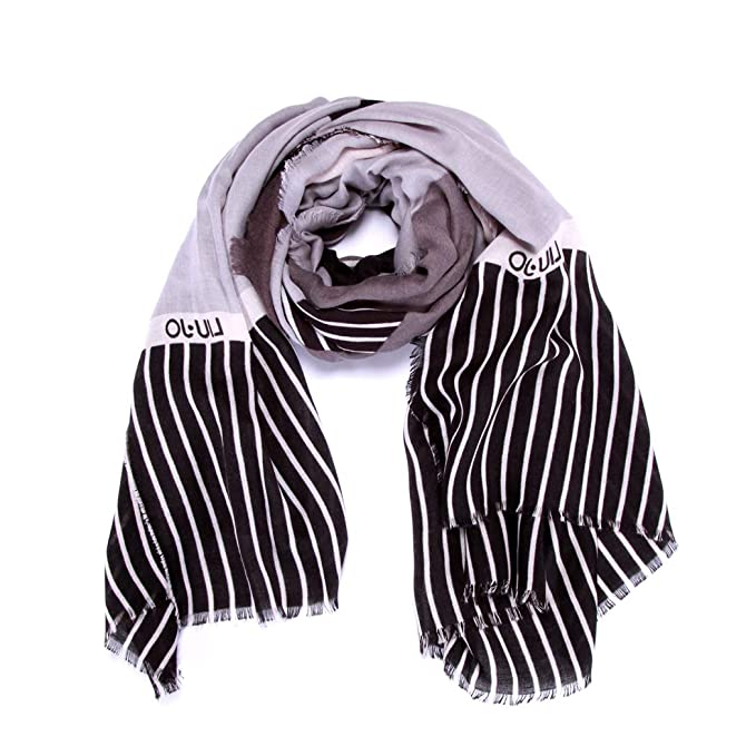 LIU JO A68274T0300 SCIARPA Donna GHIACCIO TU  Amazon.it  Abbigliamento 88fe9b78ecd
