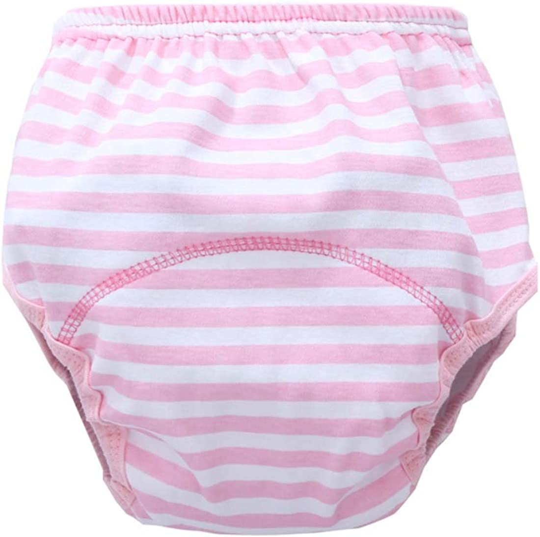 FYGOOD Lot de 5pcs Culotte dapprentissage Lavable Coton