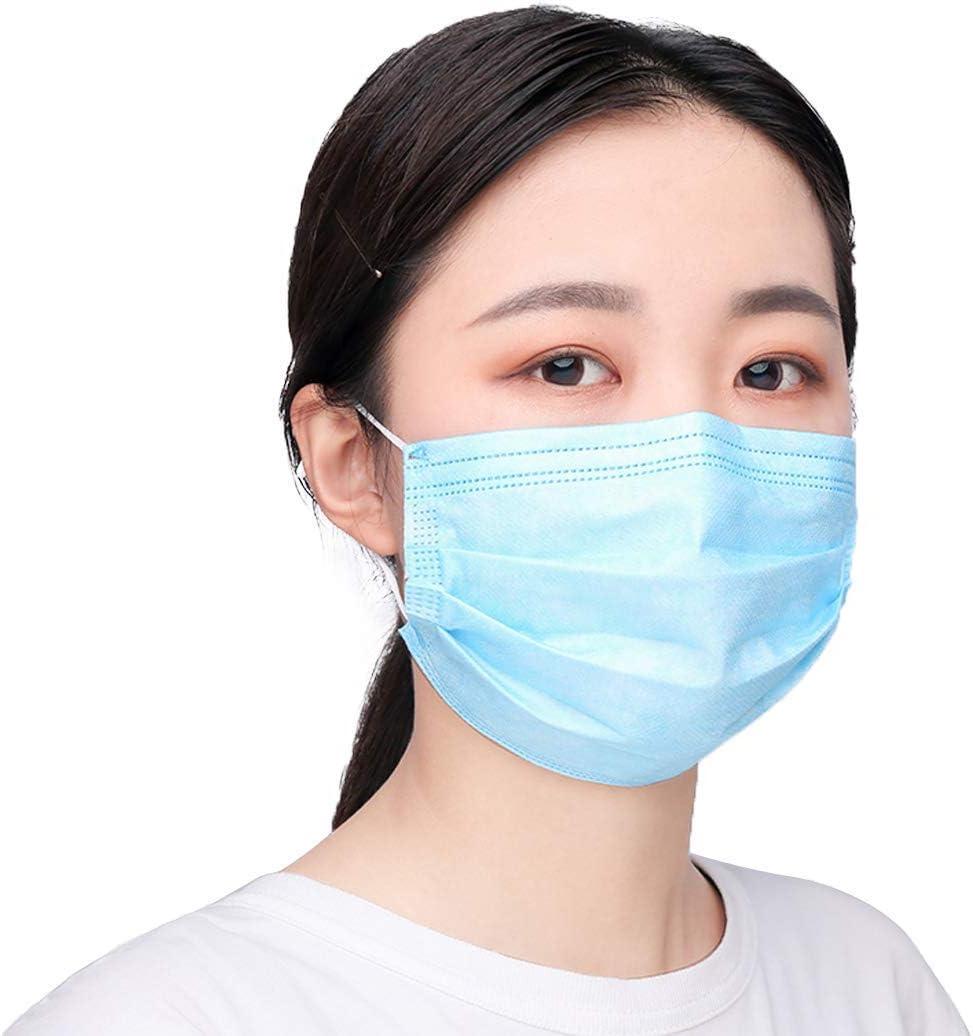 50Pcs Disposable Face